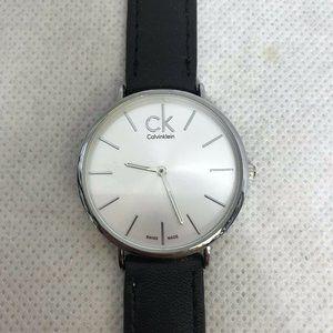 CK Calvin Klein Watch 3050 Womens Quartz Round